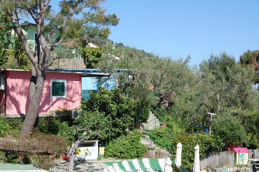Camping Village Nettuno Italy