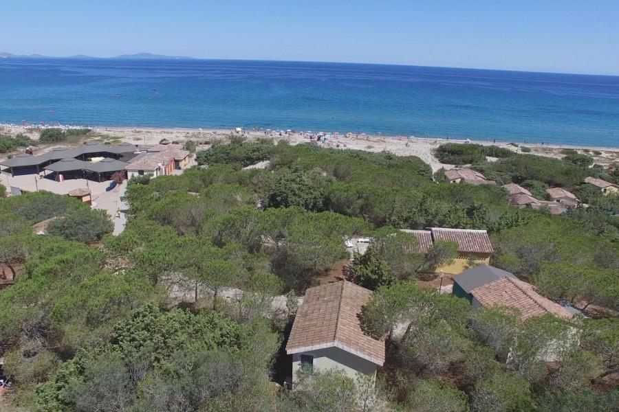 campsite village golfo dell 39 asinara italy